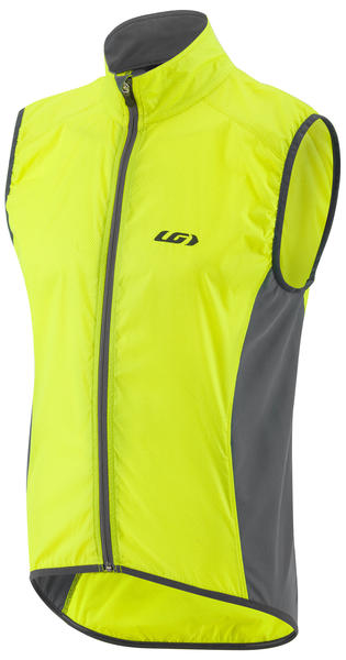 Garneau Blink RTR Cycling Vest Color: Bright Yellow