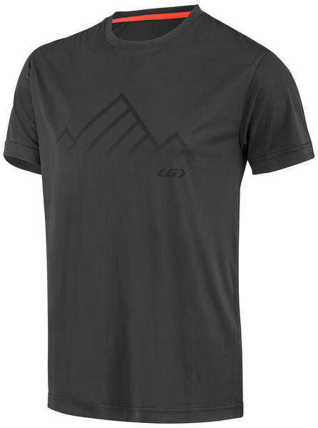 Louis Garneau Bypass Cycling Tee Color: Black