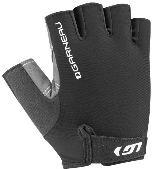 Louis Garneau Calory Cycling Gloves Color: Black