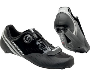 Garneau Carbon LS-100 II Cycling Shoes Color: Black