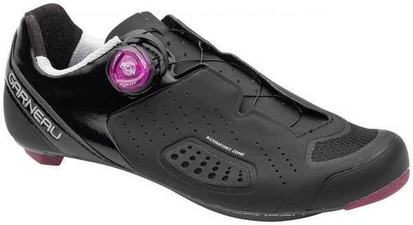 Louis Garneau Women's Carbon LS-100 III Cycling Shoes Color: Black