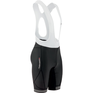 Garneau Cb Neo Power Cycling Bib Color: Black/White