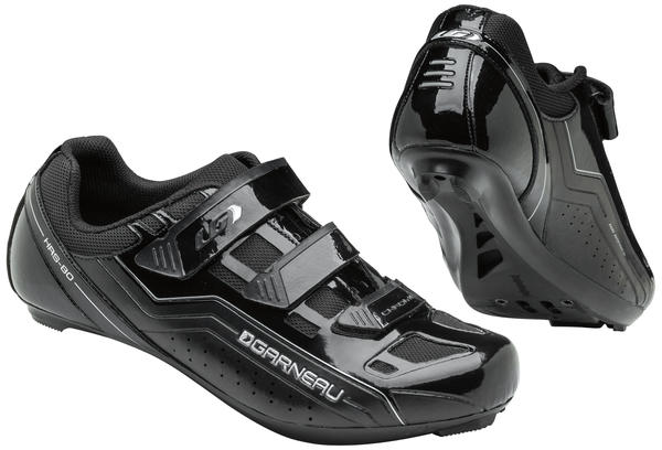 Louis Garneau Chrome Cycling Shoes Color: Black