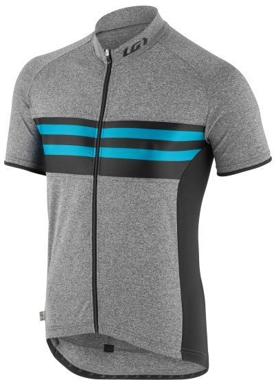Louis Garneau Classic Cycling Jersey Color: Blue Stripe