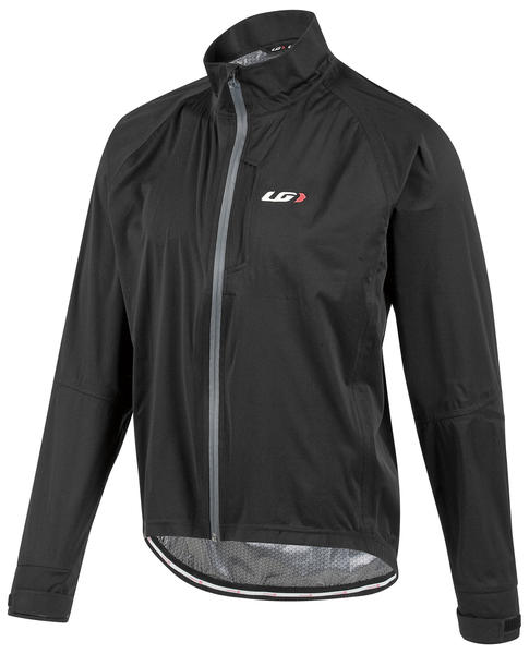 Louis Garneau Commit WP Jacket Color: Black