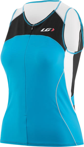 Garneau Comp Sleeveless Jersey - Women's Color: Atomic Blue
