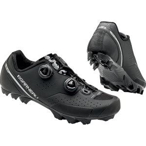 Louis Garneau Copper T-Flex Cycling Shoes Color: Black