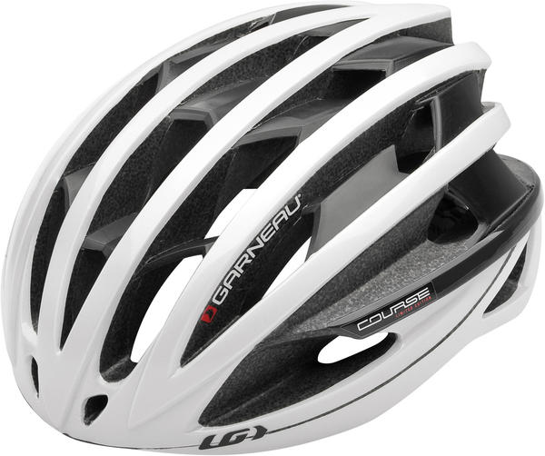 Garneau Course Cycling Helmet Color: White