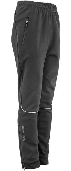 Louis Garneau Course Element Tights Color: Black