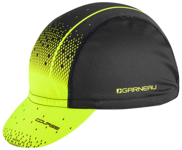 Garneau Course Vent Cap Color: Black/Bright Yellow