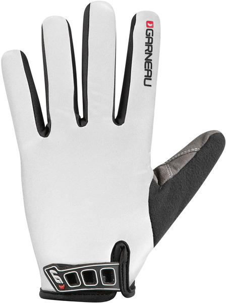 Louis Garneau Creek Gloves Color: White
