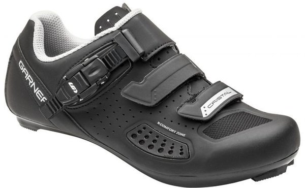 Garneau Women's Cristal II Cycling shoes Color: Black