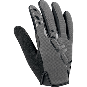 Garneau Ditch Cycling Gloves Color: Asphalt