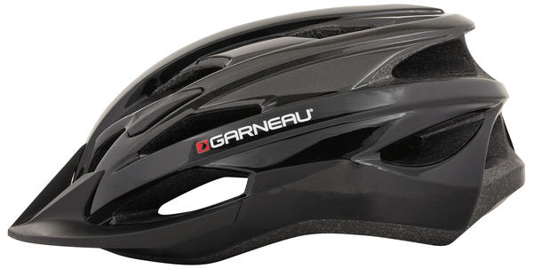 Louis Garneau Majestic Helmet Color: Black/Gray