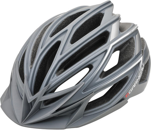 Louis Garneau Edge Helmet Color: Gray
