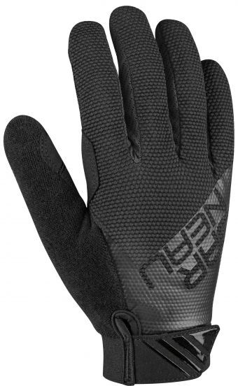 Louis Garneau Elan Gel Cycling Gloves Color: Black