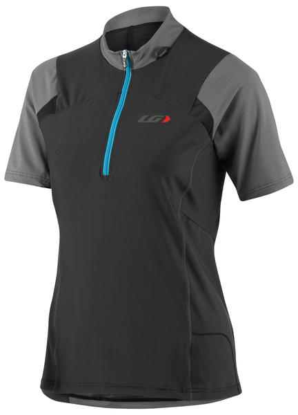 Garneau Epic Jersey Color: Black/Gray