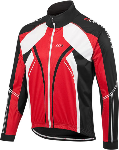 Garneau Glaze Jersey 2 Color: Red