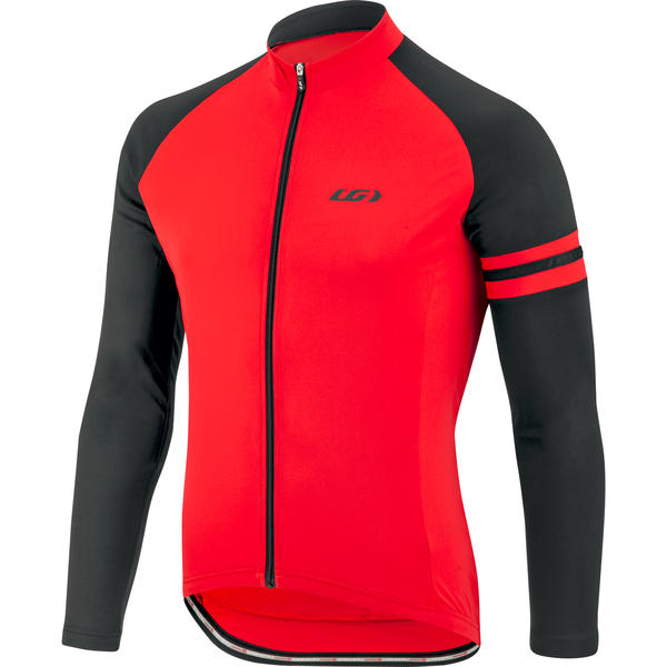 Garneau Evans Classic Long Sleeve Cycling Jersey