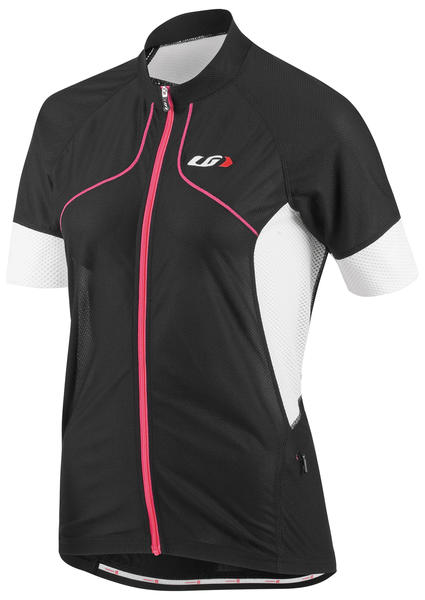 Garneau Evans GT Jersey - Women's Color: Black/pink