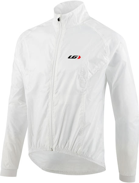Louis Garneau Granfondo Jacket Color: White