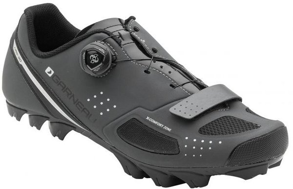 Louis Garneau Granite II Shoes Color: Asphalt