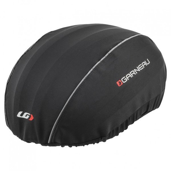 Louis Garneau H2 Helmet Cover Color: Black