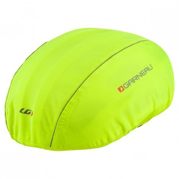 Garneau H2 Helmet Cover Color: Bright Yellow