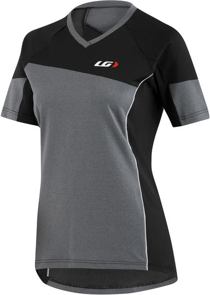 Louis Garneau HTO Tee - Women's Color: Black/Gray