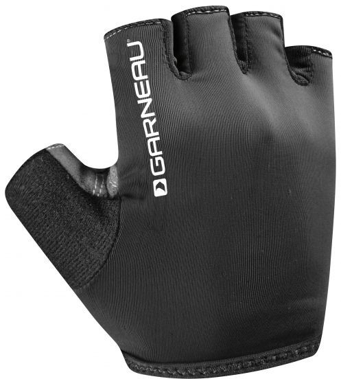 Louis Garneau Calory Jr Cycling Gloves Color: Black