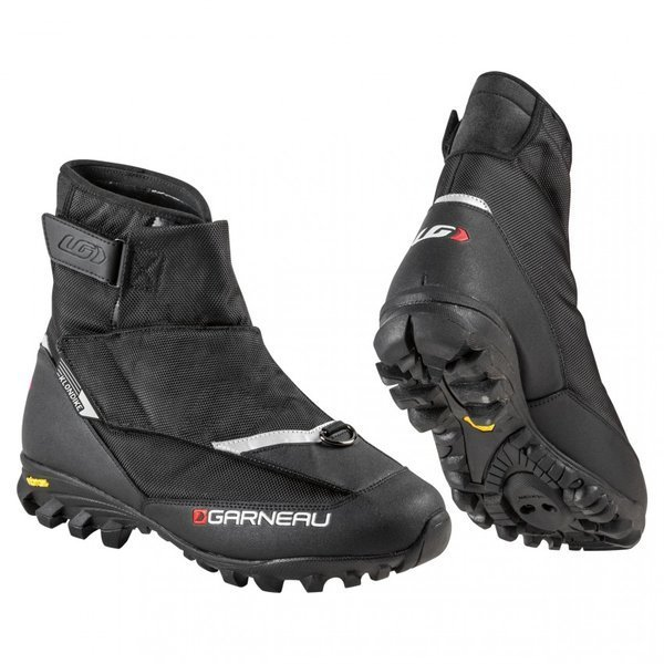 Garneau Klondike Cycling Shoes Color: Black