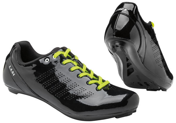 Louis Garneau LA84 Cycling Shoes Color: Black