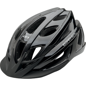 Louis Garneau Le Tour II Cycling Helmet Color: Black