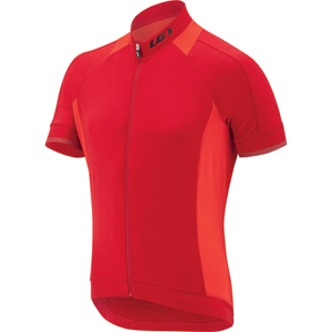 Louis Garneau Lemmon 2 Jersey Color: Barbados Cherry