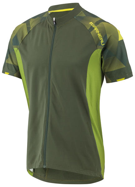 Louis Garneau Maple Lane Cycling Jersey Color: Black Forest