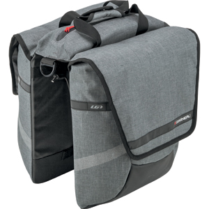 Garneau Midtown Cycling Bag Color: Heather Gray