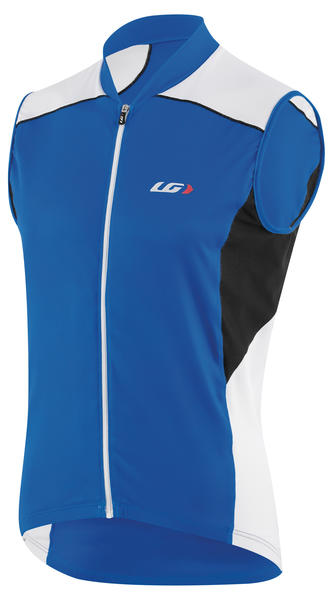Louis Garneau Mistral Vent Sleeveless Jersey Color: Royal