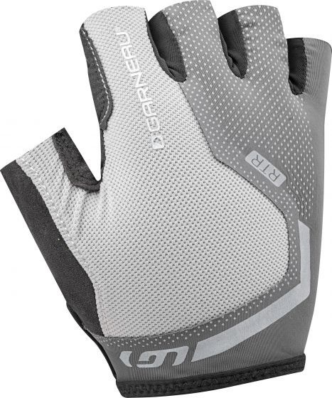 Garneau Mondo Sprint Cycling Gloves Color: Asphalt