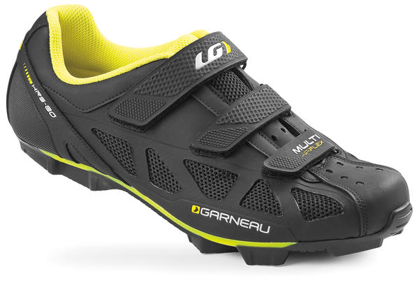 Garneau Multi Air Flex Shoes Color: Bright Yellow