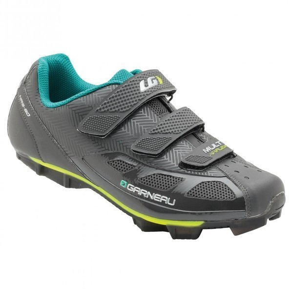 Louis Garneau Women's Multi Air Flex Cycling Shoes Color: Asphalt