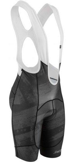 Louis Garneau Neo Power Art Motion Bib Color: Expressionist