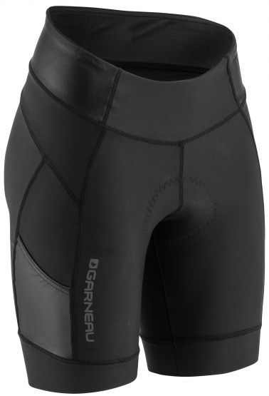 Garneau Women's Neo Power Motion 7 Cycling Shorts Color: Black