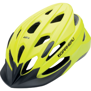 Louis Garneau Nino Cycling Helmet Color: Fluo Yellow