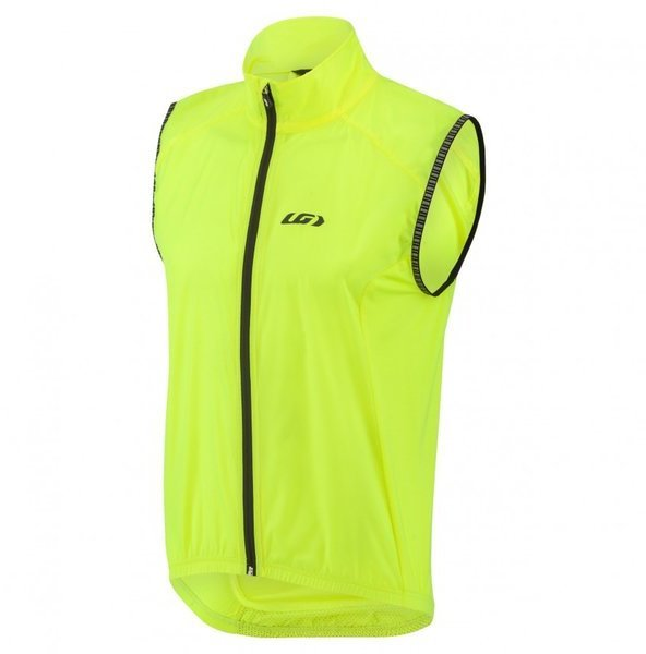 Garneau Nova 2 Cycling Vest Color: Bright Yellow