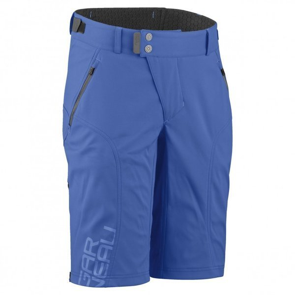 Louis Garneau Off Season Shorts Color: Dazzling Blue