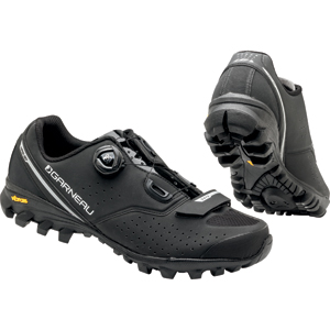 Garneau Onyx Cycling Shoes Color: Black