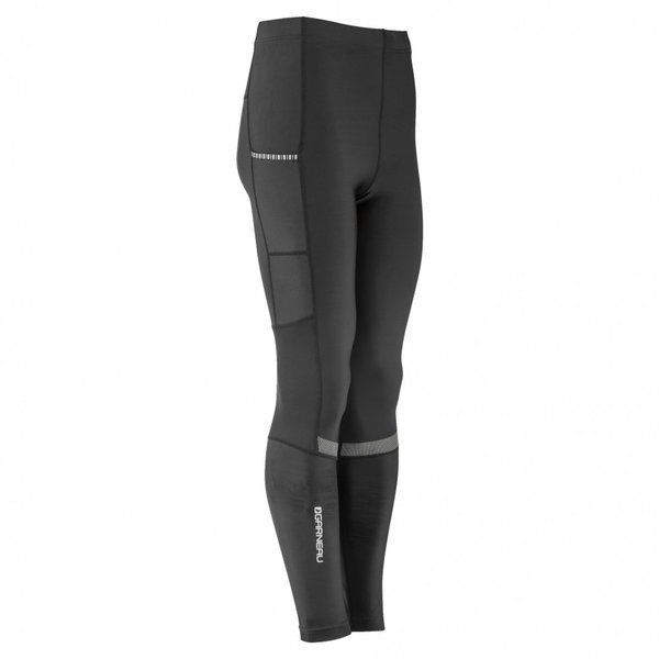 Garneau Optimum Mat Tights Color: Black