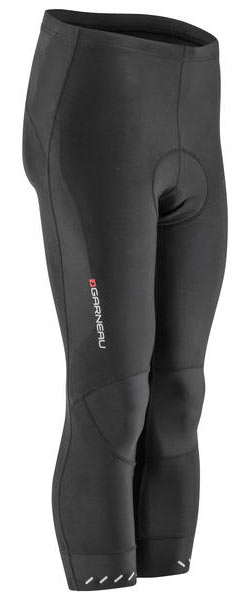 Garneau Quantum Cycling Knickers Color: Black