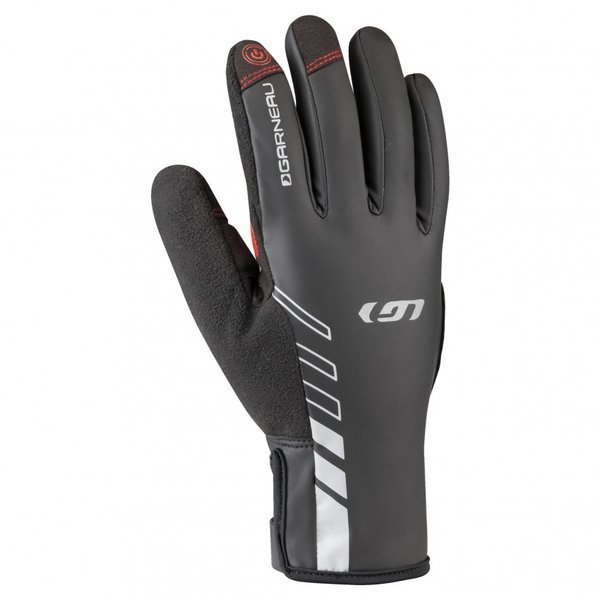 Louis Garneau Rafale 2 Cycling Gloves Color: Black