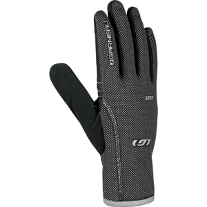 Louis Garneau Rafale RTR Cycling Gloves Color: Black